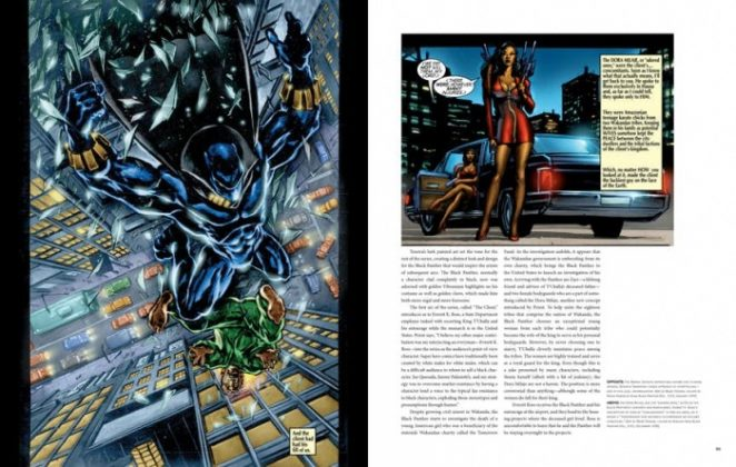 black panther illustrated history 2