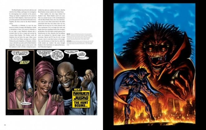 black panther illustrated history 3