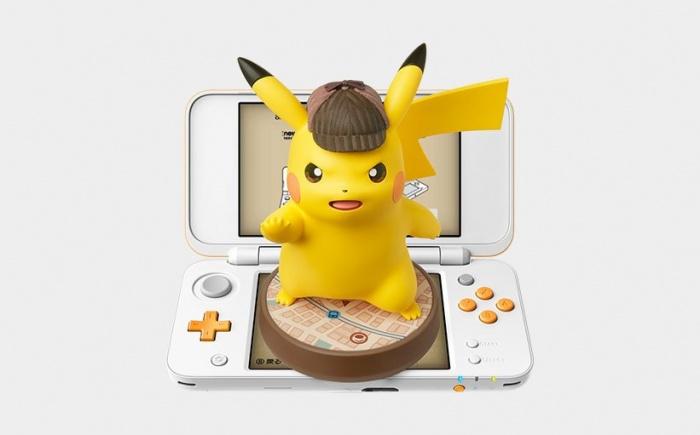 Detective Pikachu 3DS