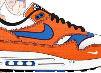 dragon ball z nike goku