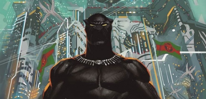 Black Panther Fresh Start Destacada