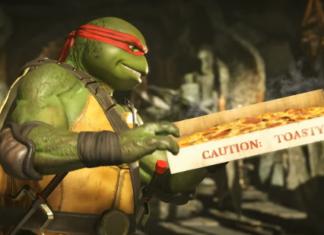 Tortugas ninja Injustice