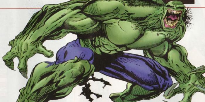 7 versiones de Hulk que son mucho más débiles que el original (2)
