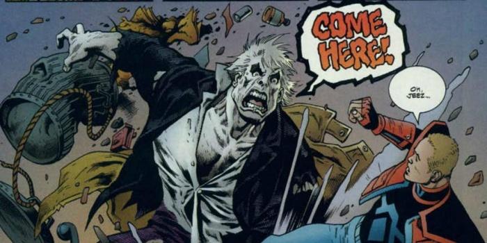 7 versiones de Hulk que son mucho más débiles que el original (6)