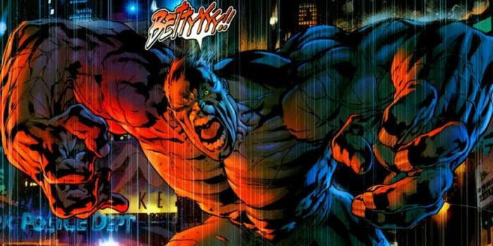 7 versiones de Hulk que son mucho más débiles que el original (7)