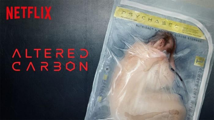 Altered Carbon - Netflix - destacada