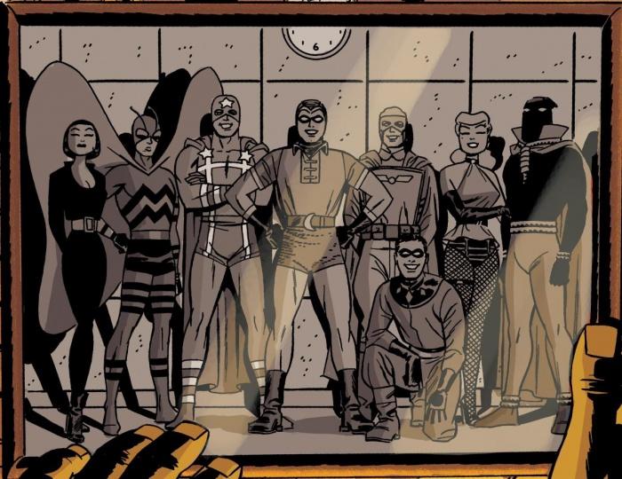 Antes de Watchmen