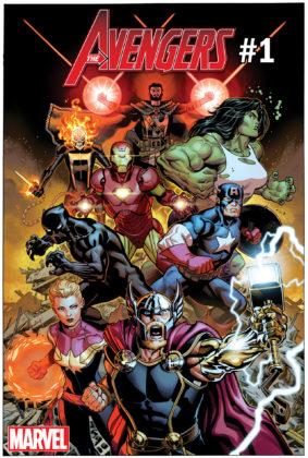 Avengers #1 (1)