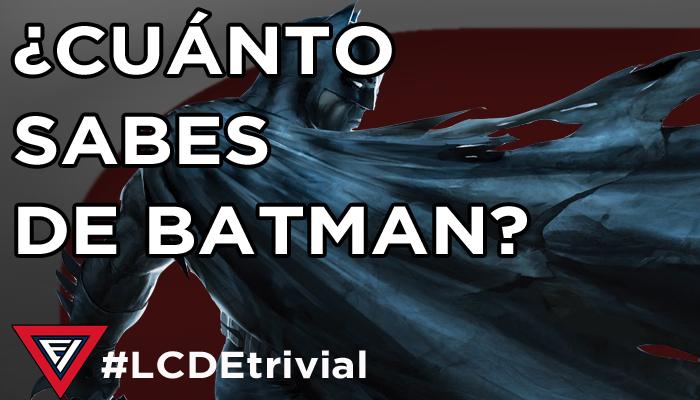 Batman Trivial