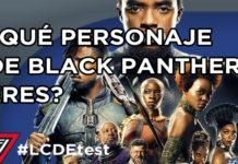 Black Panther Personaje 5