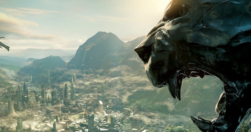 Black Panther Test Personaje LCDE (1)