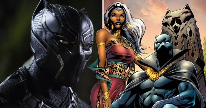 Black Panther - Tormenta