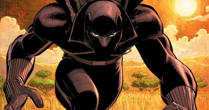 Black Panther arte conceptual