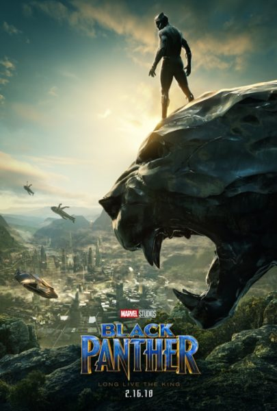 Crítica: 'Black Panther'
