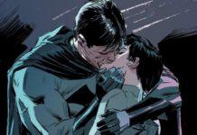 Boda Batman y Catwoman