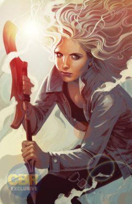 Buffy Cazavampiros (2)