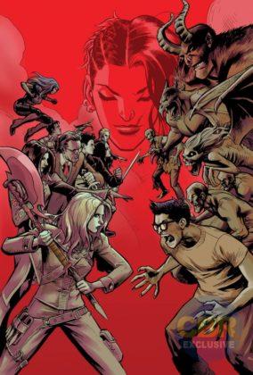 Buffy Cazavampiros (3)