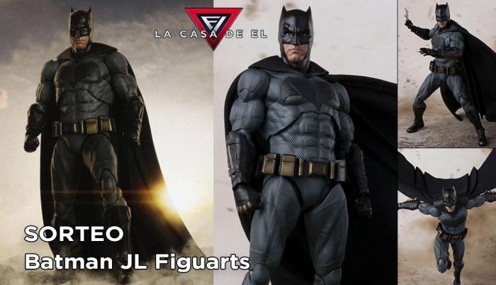 Sorteo Batman Figuarts La Casa de EL
