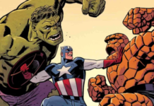 Chris Samnee se despide de Marvel con 'Captain America' #700