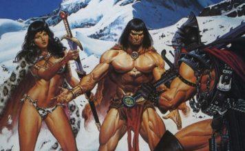 Conan el bárbaro Amazon