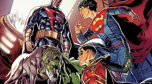 DC Comics Hanna Barbera Superhijos Dynomutt 2