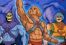 David S. Goyer Masters of the Universe