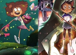 Disney Channel Amphibia The Owl House
