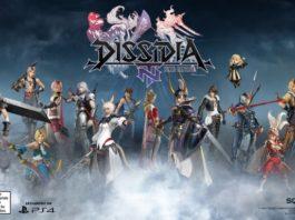 Dissidia NT banner