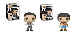 Funko Pop - Smallville - Clark