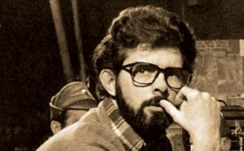George Lucas American Odyssey Banner
