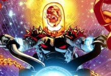 Ghost Rider Motorista Fantasma Cósmico 1