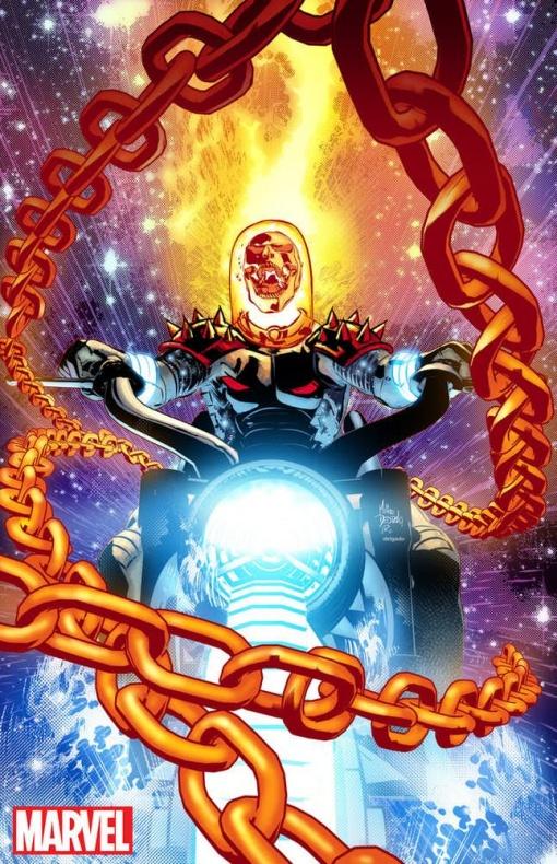 Ghost Rider Motorista Fantasma Cósmico