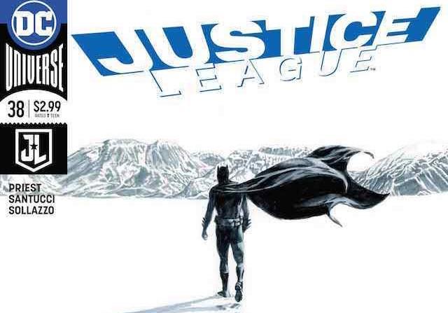Justice League 2 1