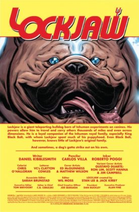 LOCKJAW 3