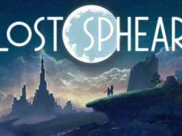 Lost Sphear banner