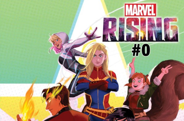 Marvel Rising 1