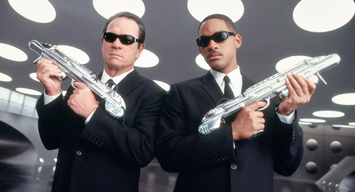 Men In Black Sony