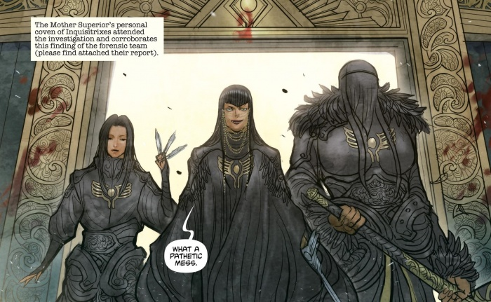 Monstress Inquisitrices