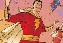 Primera imagen de Zachary Levi como Shazam en el set de rodaje de la película