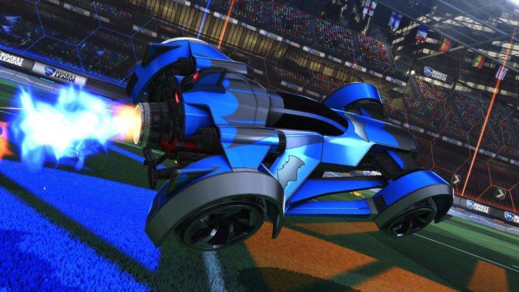 Rocket League DC dlc 03
