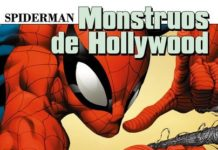 Spiderman Monstruos de Hollywood Panini destacada