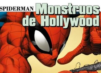 Spiderman Monstruos de Hollywood Panini destacada