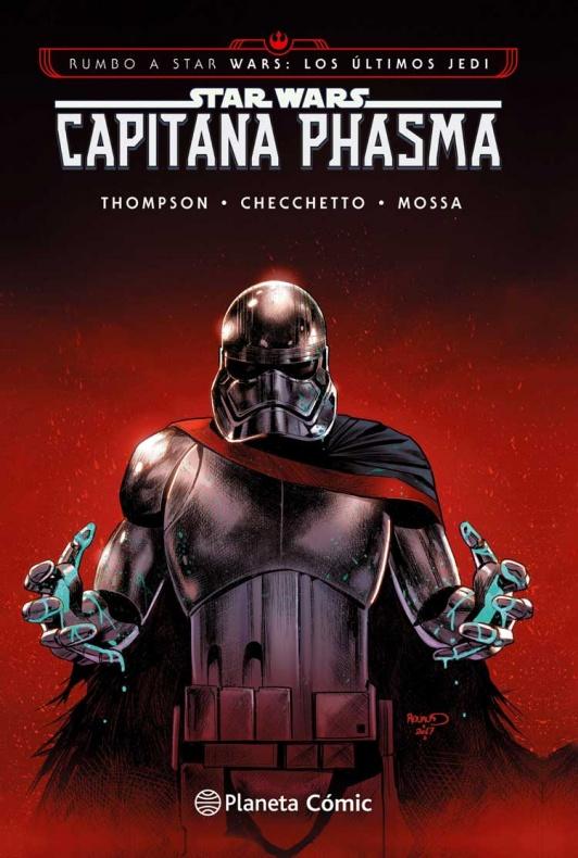 Star Wars Capitana Phasma 1