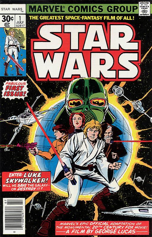 Star wars cómic chaykin thomas