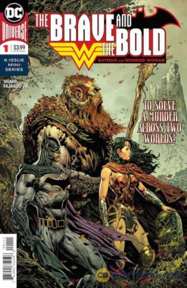 The Brave and the Bold Batman & Wonder Woman #1 (1)