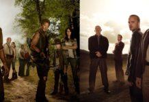 The Walking Dead Breaking Bad