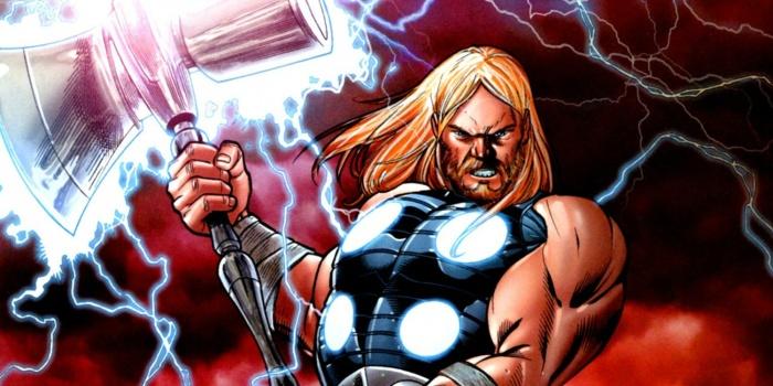 Thor Infinity War Mjolnir