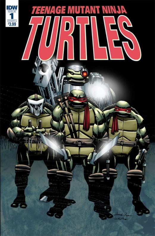 Tortugas Ninja (1)