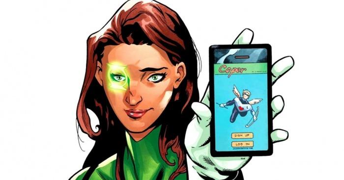 Universo DC cCaper