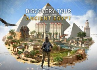 assassins creed discovery tour